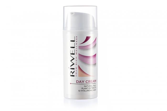 Дневной крем Riwell Day Cream для комби / жирной кожи (RW001)