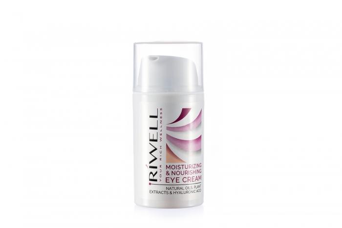 Крем для век Питание и увлажнение Riwell Moisturizing & Nourishing Eye Cream (RW026)