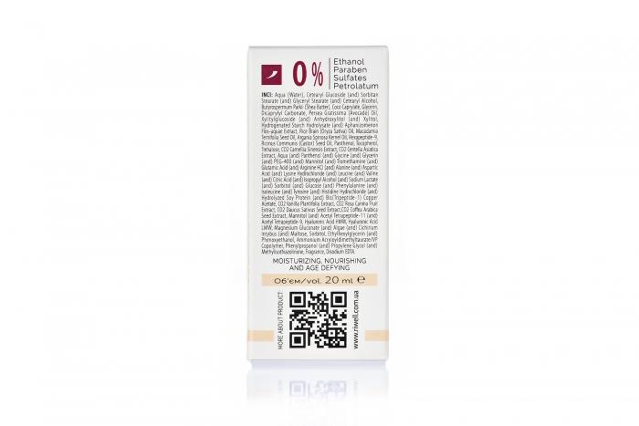 Крем для век Антивозрастной Riwell Anti-Age Peptide Eye Cream (RW027)
